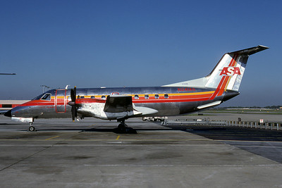 ASA Atlantic Southeast Airlines, N241AS, Embraer Brasilia EMB-120RT, msn 120065, Photo by Photo Enrichments Collection, ATL, Image NN009LGJC