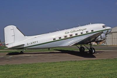 Air Atlantique, G-AMPY, Douglas C-47B Dakota 4 (DC-3), msn 15124, Photo by Nigel Chalcraft, Image: A008RGNC