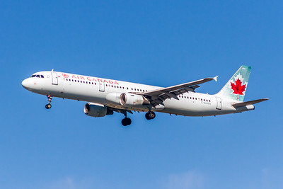 Air Canada, C-GJWN, Airbus A321-211, msn 1783, Photo by John A Miller, LAX, Image TA027LAJM