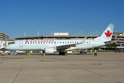 Air Canada, C-FMZB, Embraer EMB-190-100IGW, msn 19000111, Photo by John A. Miller, TPA