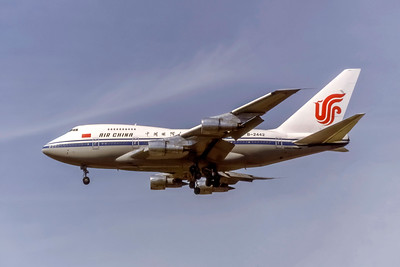 Air China, aB-2442, Boeing 747SP, msn 21932, Photo by Photo Enrichments Collection, Image M101LAJC