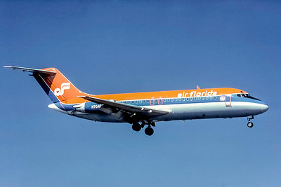 Air Florida, N70AF, Douglas DC-9-15RC, msn 47014, Photo by Photo Enrichments Collection, Image C014RAJC