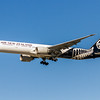 Air New Zealand, ZK-OKO, Boeing 777-319(ER), msn 38407, Photo by John A Miller, LAX, Image PP040LAJM, Special Paint Scheme