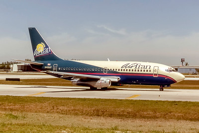 AirTran Airways, N468AT, Boeing 737-222, msn 19074, Photo by Joe Fernandez Collection, Image J179RGJF