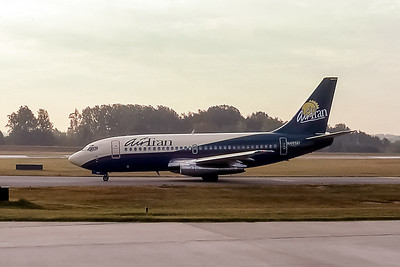 AirTran Airways, N467AT, Boeing 737-2T4(ADV), msn 22055, Photo by John A Miller,  GSO, Image J103LGJM