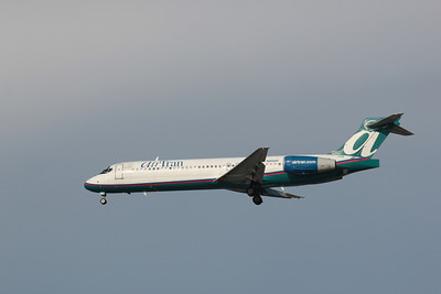 Air Tran, N958AT, Boeing 717-2BD, msn 55020, Photo by John A. Miller, TPA, Image: ZZ010LAJM