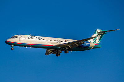 AirTran Airways, N938AT, Boeing 717-2BD, msn 55098, Photo by John A Miller, TPA, Image ZZ003LAJM