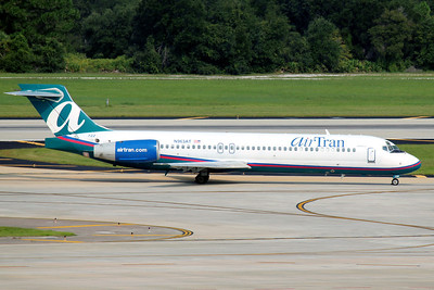 AirTran Airways, N963AT, Boeing 717-2BD, msn 55024, TPA, Photo by John A. Miller, Image: ZZ006RGJM