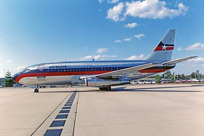 Airmark, N465AC, Boeing 737-293, msn 19713, Photo by John A. Miller, GSO, Image J028LGJM