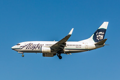Alaska Airlines, N627AS, Boeing 737-790(WL), msn 30794, Photo by John A Miller, LAX, Image TT147LAJM