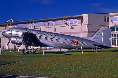 Alaska Airlines, NC91008, Douglas DC-3-277C, msn 2245, Photo by Photo Enrichments Collection, Image A002LGJC
