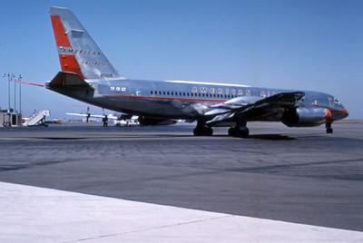 American Airlines, N5609, Convair CV-900-30A-5 Coronado, msn 30-10-21, Photo by Dean Slaybaugh, Image CV013RGDS