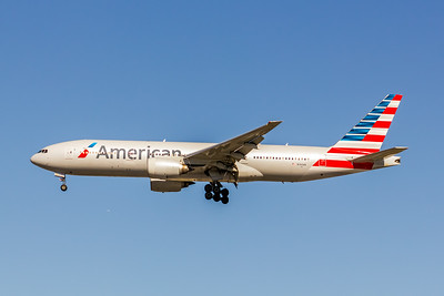 American Airlines, N760AN, Boeing 777-223(ER), msn 31477, Photo by John A Miller, LAX, Image PP034LAJM