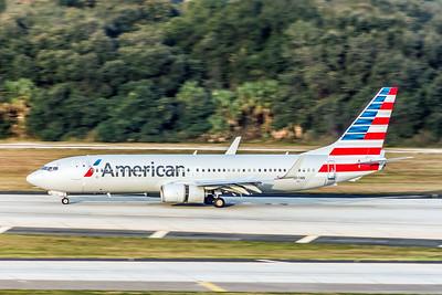 American Airlines, N811NN, Boeing 737-823(WL), msn 31079, Photo by John A Miller, TPA, Image UU064LGJM
