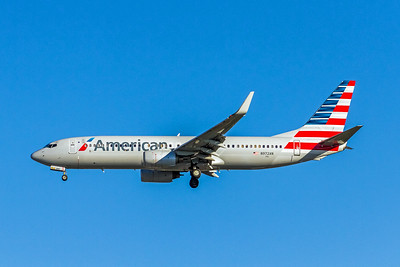 American Airlines, N972AN, Boeing 737-823(WL), msn 30097, Photo by John A Miller, LAX, Image UU069LAJM