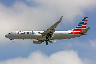 American Airlines, N927NN, Boeing 737-823(WL), msn 31171, Photo by John A Miller, LAX, Image UU030LAJM
