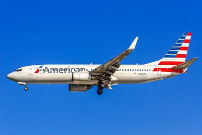 American Airlines, N803NN, Boeing 737-823(WL), msn 29566, Photo by John A Miller, ORD-TPA, Image UU039LAJM