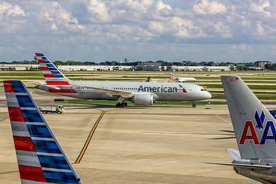 American Airlines, N816AA, Boeing 787-8 Dreamliner, msn 40634, Photo by John A Miller, ORD, Image PA006RGJM