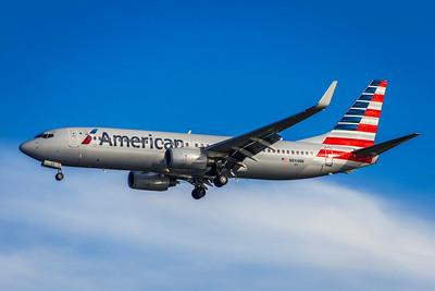 American Airlines, N844NN, Boeing 37-823(WL), msn 33212, Photo by John A Miller, TPA, Image UU047LAJM