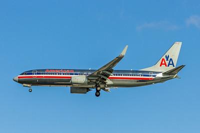 American Airlines, N899NN, Boeing 737-823(WL), msn 31151, Photo by John A MIller, TPA, Image UU042LAJM