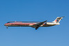 American Airlines, N9616G, McDonnell Douglas MD-83, msn 53563, Photo by John A. Miller, TPA, Image D041LAJM