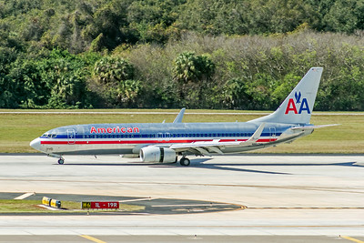 American Airlines, N862NN, Boeing 737-823(WL), msn 30905, Photo by John A Miller, TPA, Image UU060LGJM