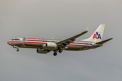 American Airlines, N809NN, Boeing 737-823(WL), msn 33519, Photo by John A Miller, TPA, Image UU002LAJM