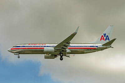 American Airlines, N867NN, Boeing 737-823(WL), msn 40762, Photo by John A Miller, TPA, Image UU063LAJM
