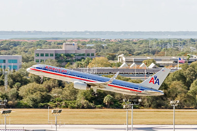 American Airlines, N689AA, Boeing 757-223(WL), msn 25731, Photo by John A Miller, TPA, Image N103LAJM