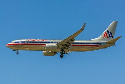 American, N867NN, Boeing 737-823(WL), msn 40762, Photo by  John A Miller, LAX, Image UU029LAJM