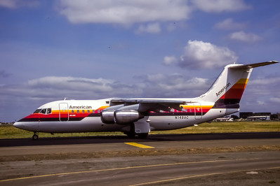 American, N148AC, Bae-146-200A, msn E2058, Photo by Edwin Tarboot, Image W013LGET