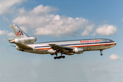 American Airlines, N130AA, McDonnell Douglas DC-10-10, msn 46989, Photo by Photo Enrichments Collection, Image U041RAJC