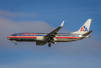 American AIrlines, N877NN, Boeing 737-823(WL), msn 31131, Photo by John A MIller, DFW-TPA, Image UU046LAJM