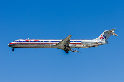 American Airlines, N72528A, McDonnell Douglas MD-82, msn 49920, Photo by John  A Miller, TPA, Image D076LAJM