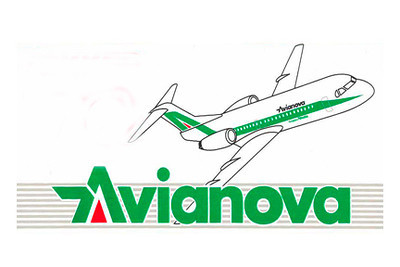 Avianova Airline Logo