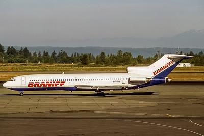 Braniff International, N455BN, Boeing 727-227Adv, msn 21461, Photo by Photo Enrichments Collection, Image I019LGJC