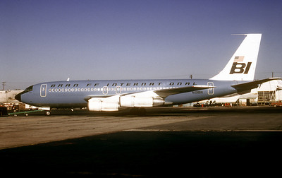 Braniff International, N108BN, Boeing 707-138B, msn 18740, Photo by Photo Enrichments Collection, Image H013LGJC