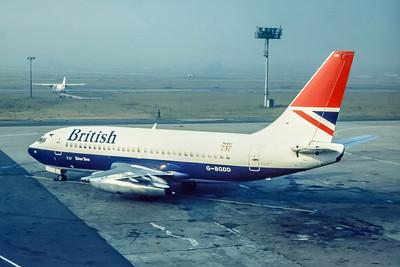 British, G-BGDD, Boeing 737-236Adv, msn 21793, Photo by Photo Enrichments Collection, Image J016LGJC