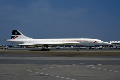 British Airways, G-BOAE, Bae Concorde 102, msn 212, Photo by Udo Schaefer, Image EE001RGUS