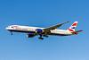 British Airways, G-STBF, Boeing 777-336(ER), msn 40543, Photo by John A Miller, LAX, Image PP041LAJM