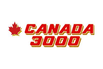 Canada 3000 Logo