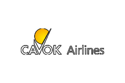 Cavok Airlines Logo