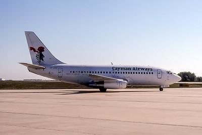 Cayman Airways, VP-CKX, Boeing 737-236(ADV), msn 23162, Photo by John A Miller, TPA, Image J138RGJM