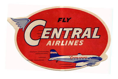 Central Airlines Logo