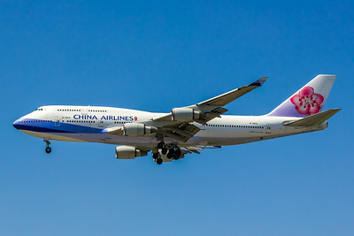 China Airlines, B-18215, Boeing 747-409, msn 33737, Photo by John A Miller, LAX, Image M081LAJM