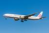 China Airlines, B-18051, Boeing 777-36N(ER), msn 41821, Photo by John A Miller, LAX, Image PP039LAJM