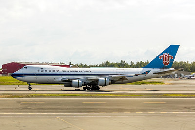 China Southern Cargo (China Southern Airlines), Boeing 747-41BF, B-2473, MSN 32803, Photo by John A. Miller, ANC, Image M076LGJM