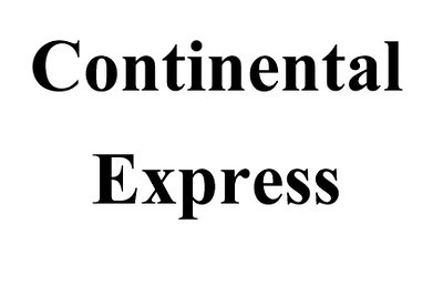 Continental Express Logo