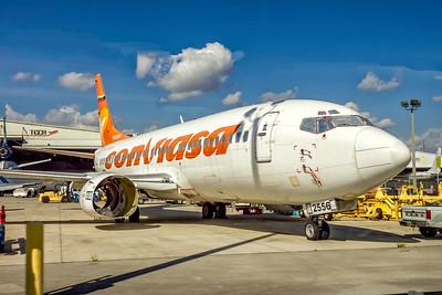 Conviasa, YV2556, Boeing 737-3G7, msn 24712, Photo by John A Miller, MIA, Image K145RGJM