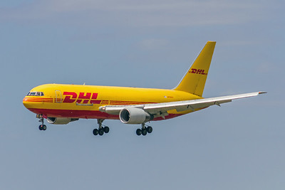 DHL (ABX Air), N768AX, Boeing 767-281, msn 22786, Photo by John A Miller, TPA, Image P046LAJM